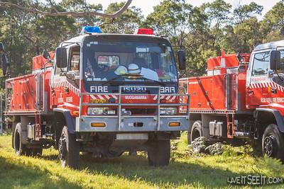 NSW RFS Muogamarra Brigade