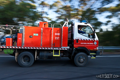NSWRFS Charmhaven 7 Tanker, The Lakes Zone - Wyong District  Photo November 2011