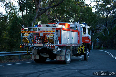 NSWRFS The Bays 1 Tanker, Gosford District  Photo November 2011