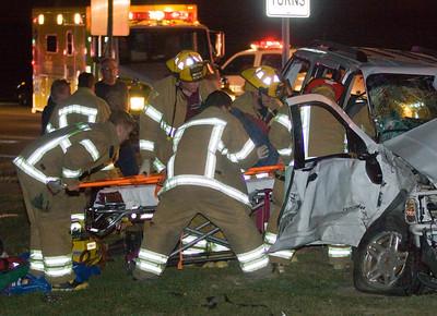 13 Mile - M-5 PI Accident