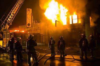 Detroit Fire Department - 11-7-2009