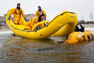 Ice Rescue Training 2009