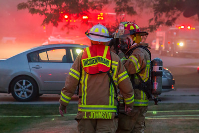 LeBost Structure Fire - 6-22-2012