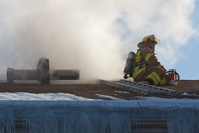 Lodge Court Structure Fire