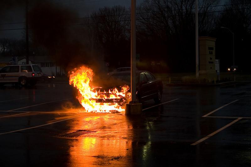 Vehicle Fire-11