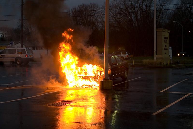 Vehicle Fire-10
