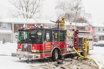 Olde Orchard Fire 3-12-2014