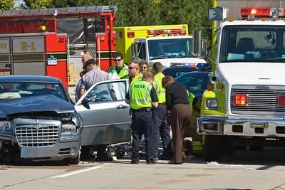 Senior Citizen Bus PI Accident
