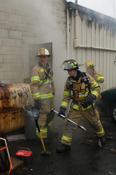 Building Fire-22