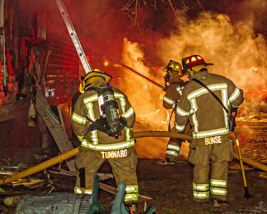 Structure Fire - Hampton Ct - 3-9-2013