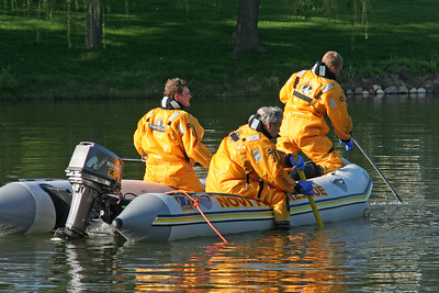Village Oaks Lake Drowning 2007