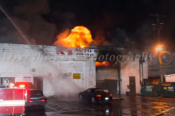 Fire Scene Photography