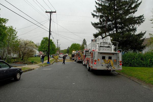 House Fire Eldridge Ave