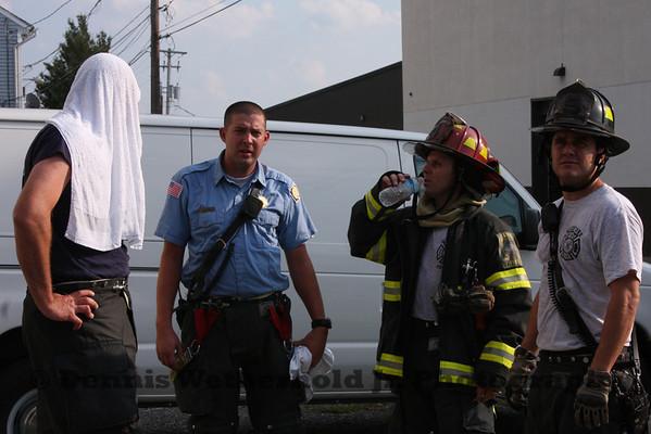 9/12/11 - 229 Gordon St Rear - Apartment Fire