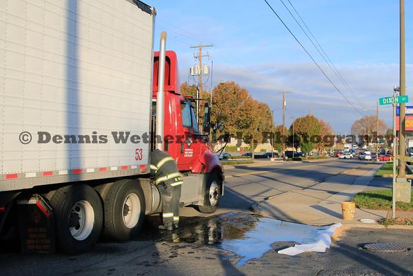 11/18/15 - 4th Street & Emaus Avenue - Allentown