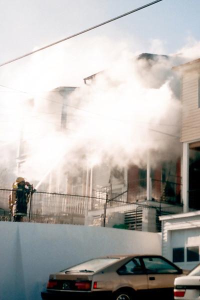 12/25/1993 - 849 N 5th - Allentown - 2nd Alarm