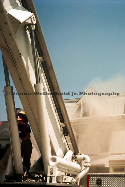 8/6/1992 - 635 N 4th - Allentown - Dwelling Fire