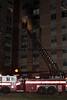 FDNY Ladder 103 operates at a 10-77 at 1530 Pennsylvania Av