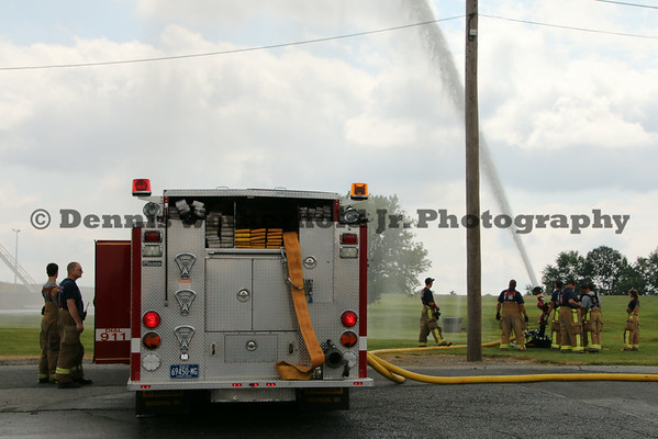 8/17/14 - Tank Farm Training