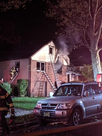 2 Alarm W.S.F. The 100 Block of Van Buskirk Road Teaneck NJ