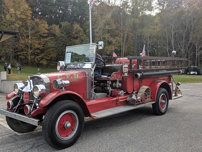 1929 Pirsch Model 37  Colesville Fire Co.  Wantage Township New Jersey
