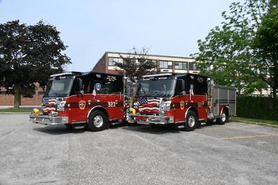 6/1/19 - Farmingdale, Long Island - Water Witch  921 & 923
