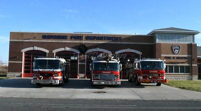 Bayonne Fire Dept. Station 5