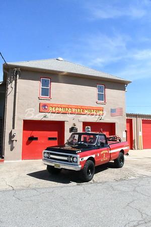 Repaupo Station Road Fire Co. Brush Unit 18-25