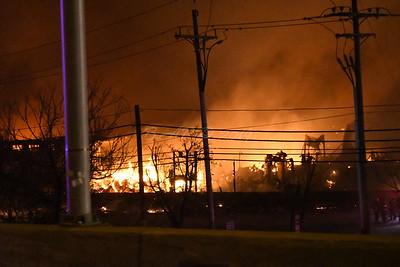 Jan 30, 2019 - Marcal Paper Factory Fire