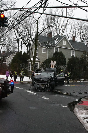 Car into house in Demarest