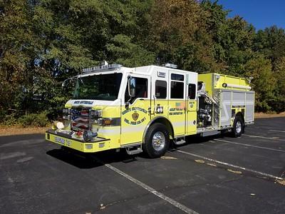 North Centerville Vol. Fire Co. 1 Engine 78 - Hazlet Twp., NJ Fire District 1
