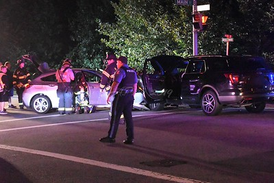 Sept. 6, 2019 - Car Accident - New Milford, NJ