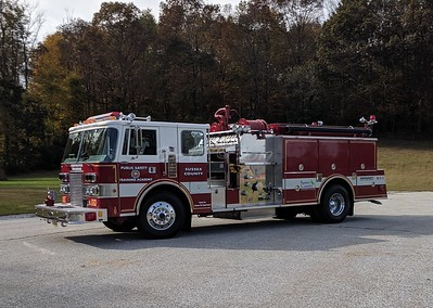 Sussex County N.J. Fire Academy