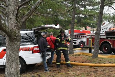 Third Alarm Drill in Ringwood, NJ