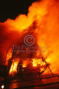 Feb. 20, 1987 - Boston, MA - 6 Alarms, West 6th St and D St. - COLLAPSE!!! ......2