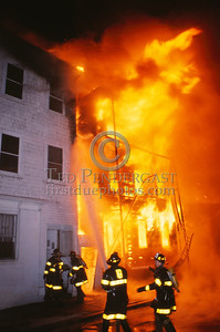 Feb. 20, 1987 - Boston, MA - 6 Alarms, West 6th St and D St