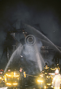 June 26, 1987 - Boston, MA - 9 Alarms on Lonsdale St for a plane crash