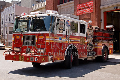 FDNY - Engine Co. 88 - Bronx - 2008 FDNY NJ Metro Fire Photographer's Bus Trip