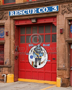 FDNY - Quarters Of Rescue Co.3 - 2008 FDNY NJ Metro Fire Photographer's Bus Trip