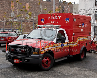 FDNY R.A.C. 3 - (Rehab And Comfort) - 2008 FDNY NJ Metro Fire Photographer's Bus Trip