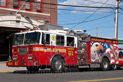 FDNY Squad Co 61 - Bronx