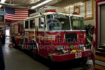 FDNY spare E510 Bronx - First Due At The Bronx Zoo