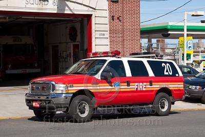 FDNY Battalion 20 - Bronx