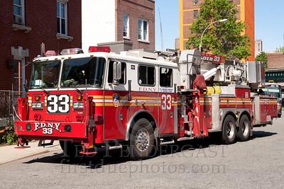FDNY TL33 Bronx - Animal House