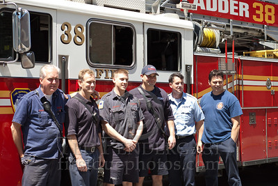 FDNY L38 Bronx - First Due At The Bronx Zoo