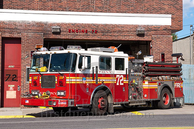 FDNY Engine Co 72 - Bronx - Throgs Neck