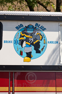 FDNY Rescue Co3 - Bronx - Big Blue