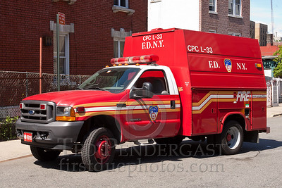 FDNY L33 CPC unit - Bronx - Chemical Protective Clothing Unit