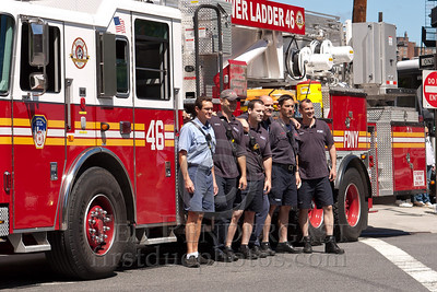 FDNY L46 Bronx - Bailey Ave Bombers