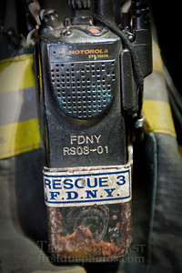 HandiTalkie - FDNY Firehouse - Rescue Co3 - Big Blue